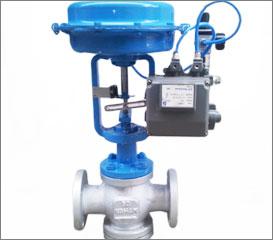 Pneumatic control valves globe control valve pressure control smart positioner 3 way control valve ccuart Gallery
