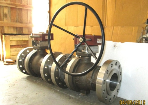 API 6D Fire Safe Design Ball Valve Manfuacturer API 607 Standard Ball Valve Manufacturers in India