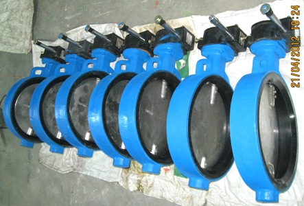 Slim Seal Design Butterfly Valve Manufacturer