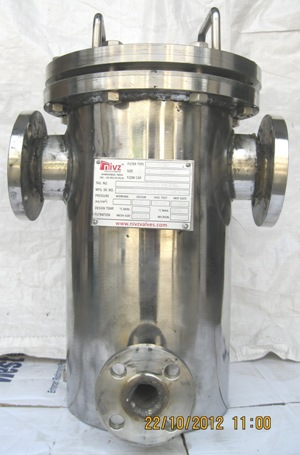 Steam Jacketed Basket Type Filter Manufacturer Exporter Indiaa