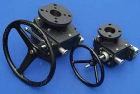 Manual Overrider for Butterfly Valve Manufacturer