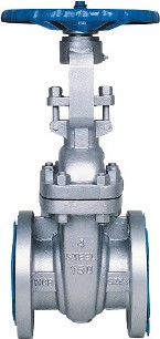 API 600 603 Gate Valve Flanged End Hand Wheel Operated Manufacturer India