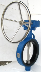 Butterfly Valve Gear Operated Manufacturers