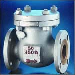 Swing Type Check Valve Flanged End BS 1868 Standard